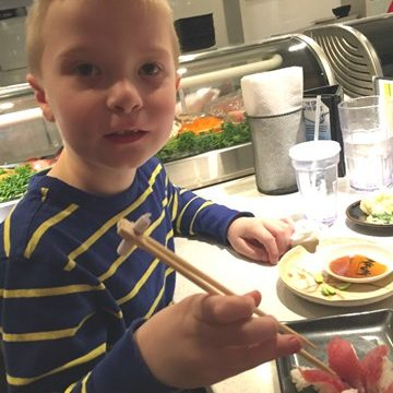 How to Get Your Picky Eater to Eat Sushi