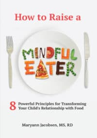 How to Raise a Mindful Eater book cover