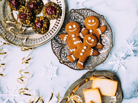 The Secret to Peaceful Holiday Eating with Kids