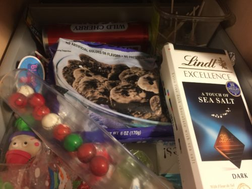 "My family's ""goodie drawer"""