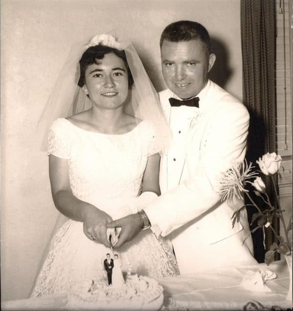 My Mom and Dads Wedding