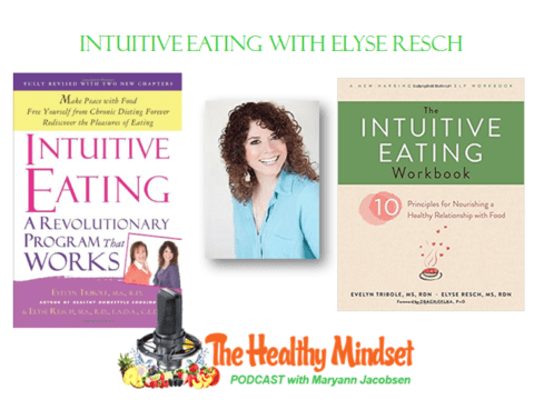 Intuitive Eating with Elyse Resch [Podcast]