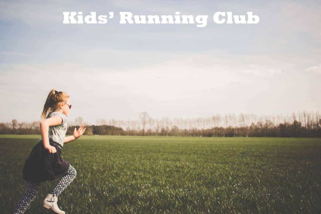 kids running club school