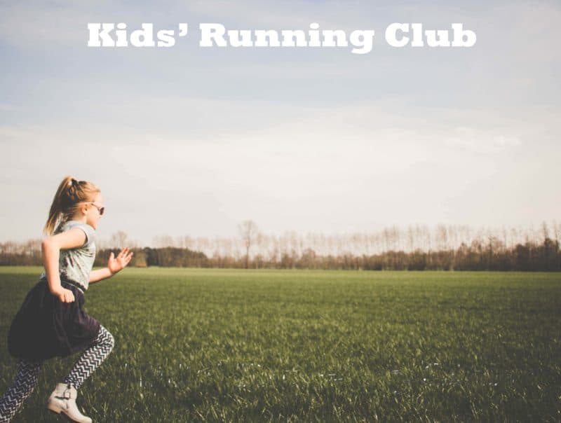 kids running club school
