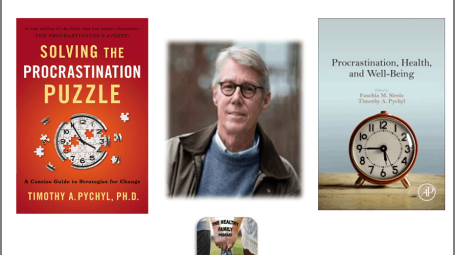 Tim Pychyl Procrastination