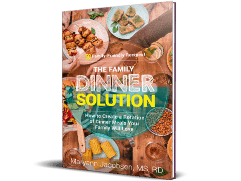 The Family Dinner Solution [Launch Party]: Cookbook People Giveaway