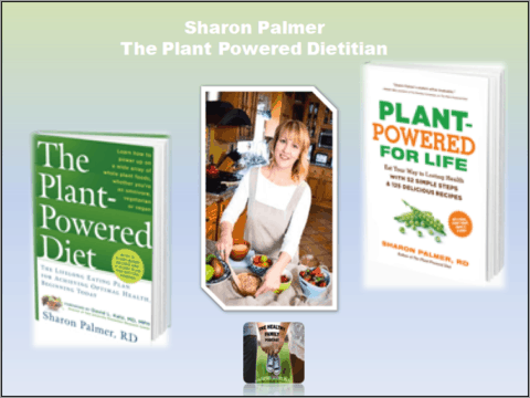 Falling in Love with Plant Foods. How to Live a Plant-Powered Life with Sharon Palmer [Podcast]