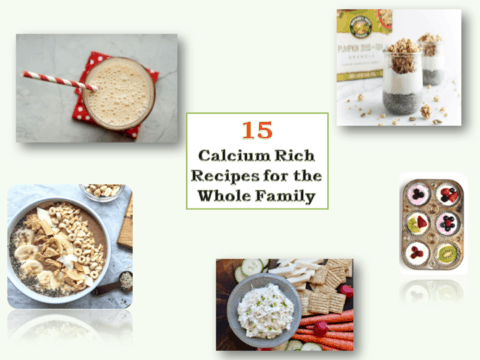 15 Delicious & Simple Calcium-Rich Recipes for the Whole Family