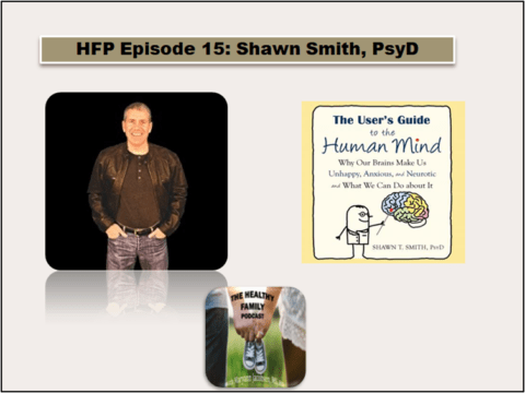 Understanding Your Mind for a Healthier Life. Acceptance and Commitment Therapy with Shawn Smith [Podcast]