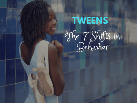 7 Shifts in Tweens' Behavior Every Parent Should Know About