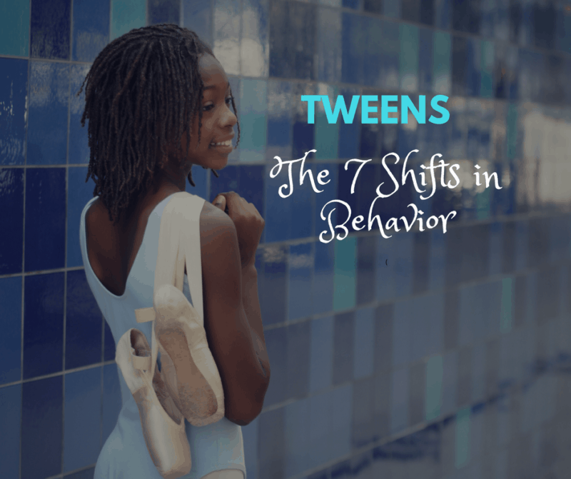 7 Shifts in Tweens Behavior Every Parent Should Know