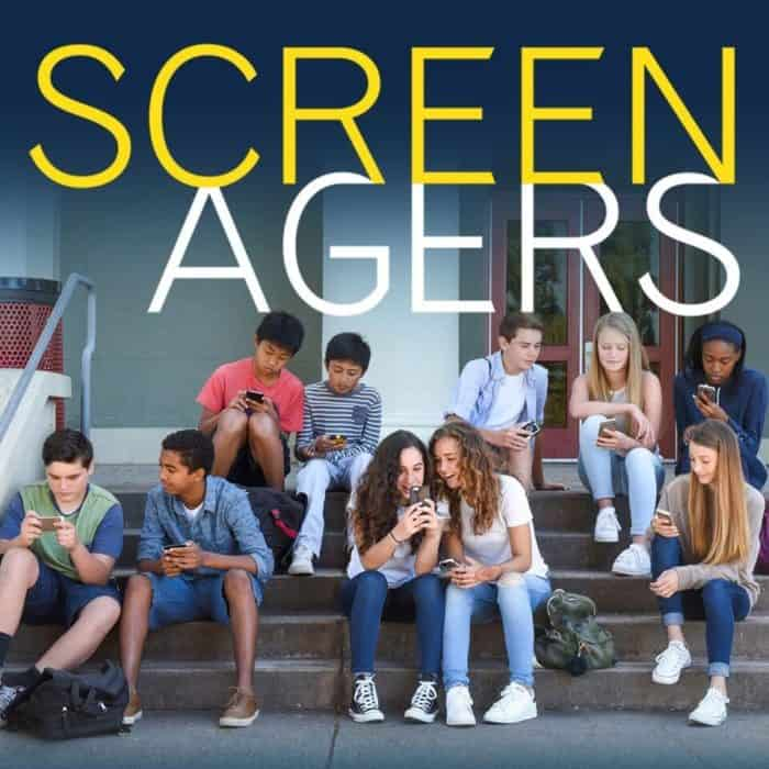 In Screenagers What To Do About Too >> Helping Our Kids Manage Screens A Review Of Screenagers