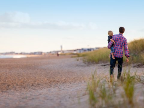 7 Ways Dads Can Positively Influence Kids' Health