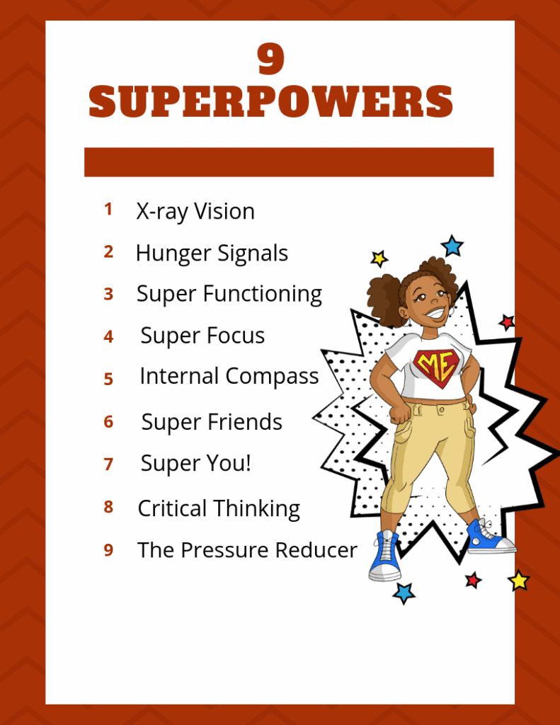 9 superpowers