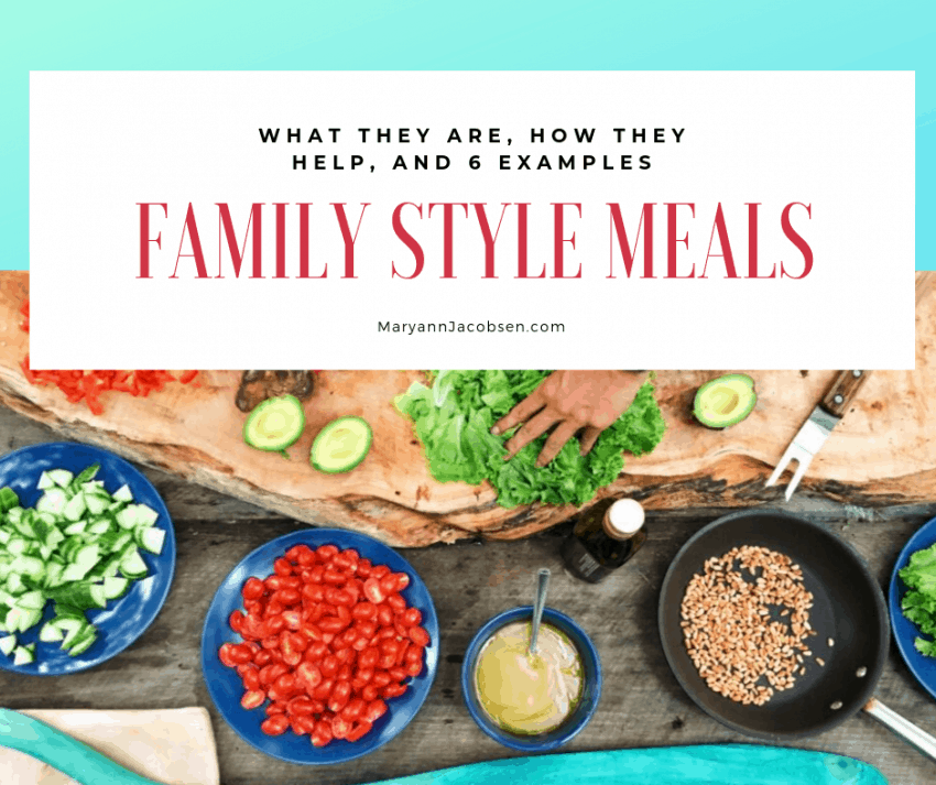 familly style meals