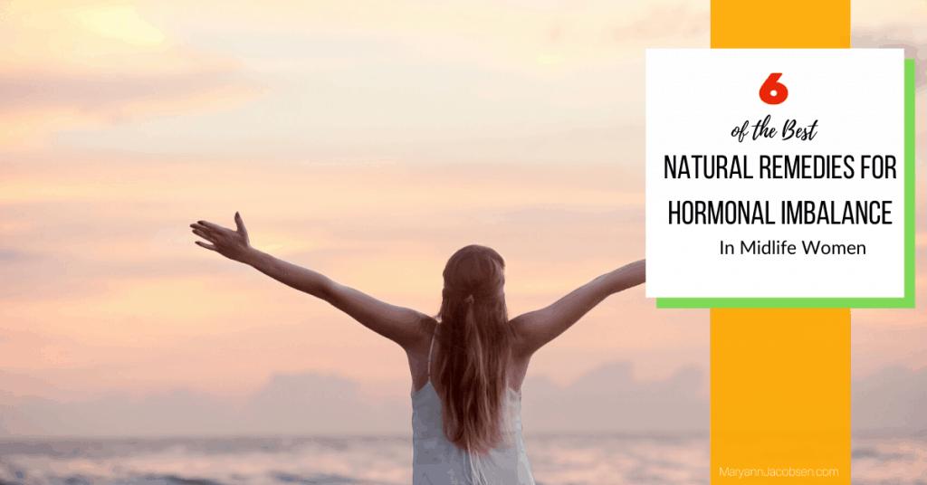 natural remedies hormonal imbalance