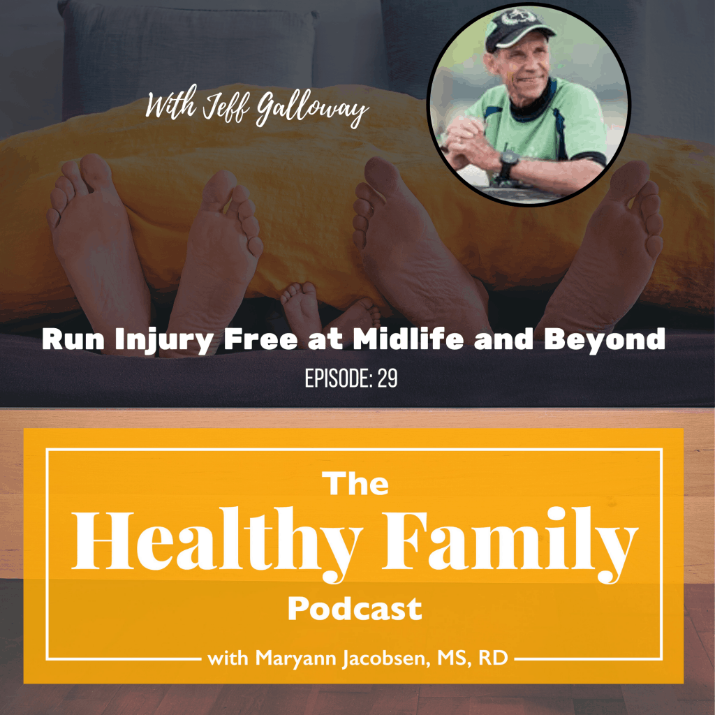 run injury free midlife galloway