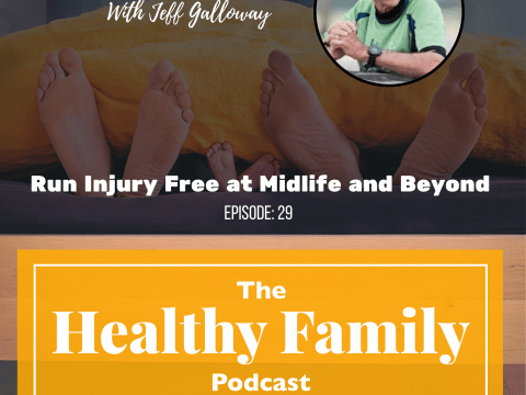 Run Injury Free at Midlife and Beyond with Jeff Galloway [Podcast]