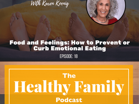 emotional eating Karen Koenig